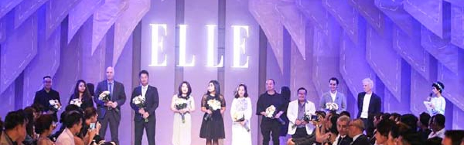 Dalat Hasfarm's flowers showing off their beauty At ELLE FASHION JOURNEY 2016