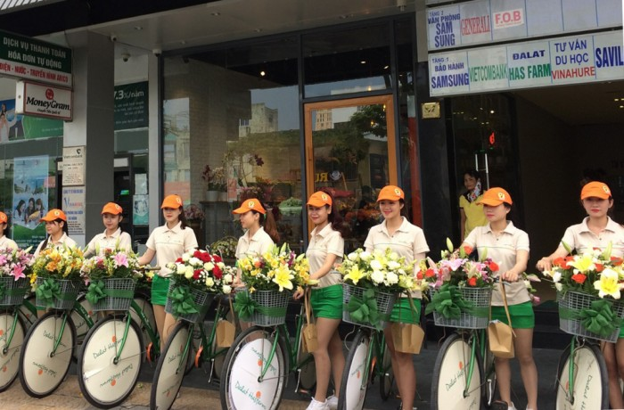 Press release: The opening of Dalat Hasfarm's first retail shop in Danang