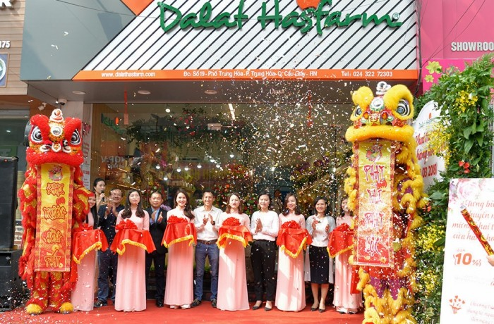 Opening Trung Hoa shop March 28, 2018.
