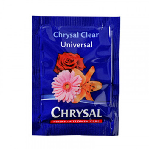 Chrysal Clear Universal Flower Food Univ sachet 0,5L